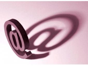 Odosielanie e-mailu A4/1 - netypická predloha, kniha