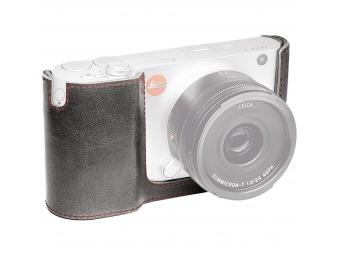 LEICA kožené púzdro Protector pre Leica T (Typ 701), kamenná šedá