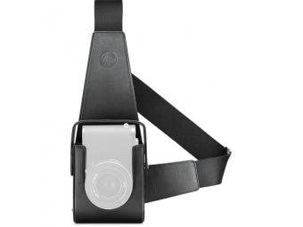 LEICA Holster kožené púzdro pre Leica Q (Typ 116), čierne