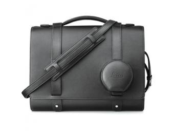 LEICA Day Bag kožená taška pre Leica Q (Typ 116), čierna