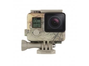 GoPro Camo Housing + QuickClip (Realtree Xtra)