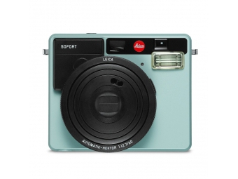 Leica Sofort Instant Camera mätovozelený