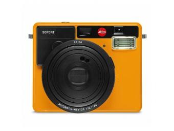Leica Sofort Instant Camera oranžový
