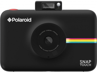 Polaroid Snap Touch Instant Digital - čierny