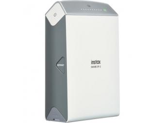 Fujifilm Instax Share SP-2, tlačiareň pre smartfóny, strieborná