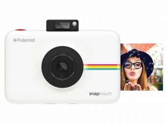 Polaroid Snap Touch Instant Digital - biely