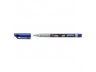 Stabilo WRITE-4-ALL 156 F popisovač 0,7mm modrý