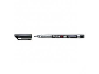 Stabilo WRITE-4-ALL 156 F popisovač 0,7mm čierny