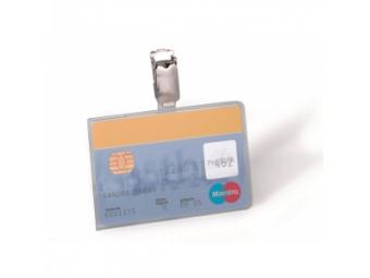 Durable Visačka na plast. kartu 90x54mm (bal=25ks)