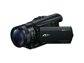 SONY FDR-AX100E Videokamera s rozlíšením 4K Ultra HD