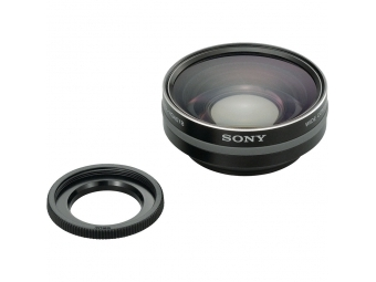 SONY VCL-HGA07B - High grade wide conversion lens X0.75, for 37/30mm