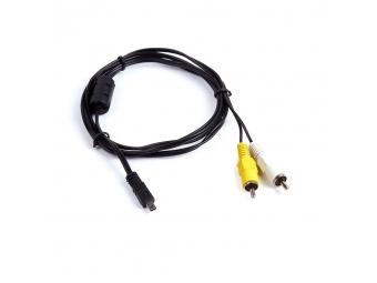SONY VMC-15CSR1 - VMC-15CSR1 Kábel AV pre fotoaparáty Cyber-shot s výstupním konektorom USB-AV