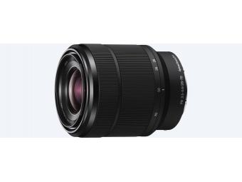 SONY SEL2870 FE 28-70mm F3,5–5,6 OSS (bajonet E, Full-Frame, optický stabilizátor)
