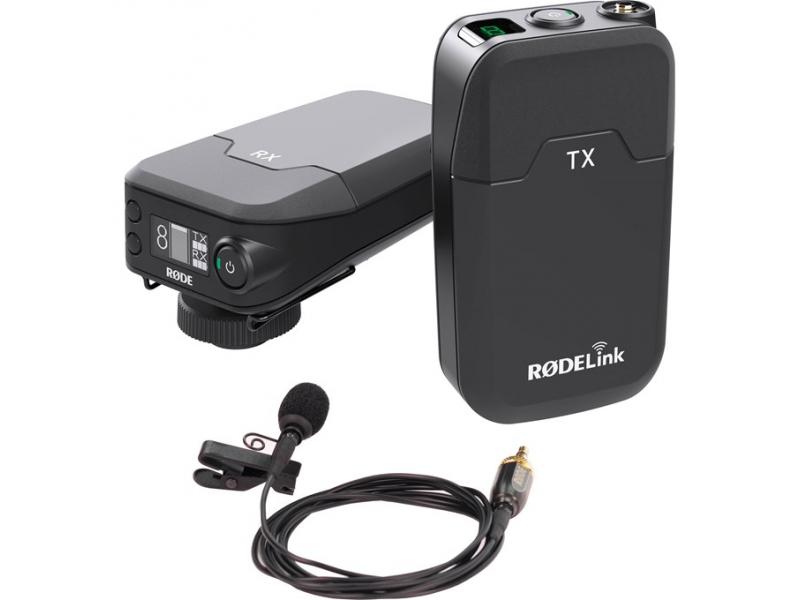 Rode RODELink Filmmaker Kit - sada-bezdrôtový systém, 2.4GHz, mikrofón Lavalier