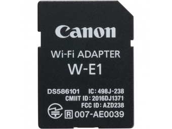 Canon Wi-Fi adaptér W-E1