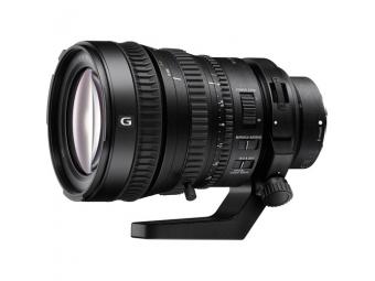 SONY SELP28135G FE PZ 28–135mm F4 G OSS (bajonet E, Full-Frame, optický stabilizátor, Power Zoom)