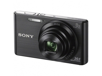 SONY DSC-W830B 20,1 MP, 8x zoom, 2,7