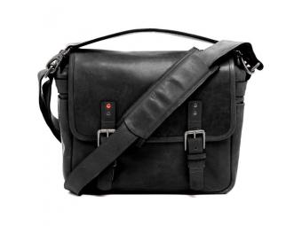 LEICA ONA system bag Berlin II, leather black