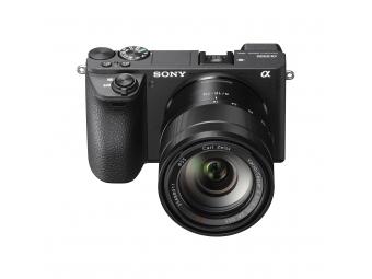 SONY ILCE-6500 Alfa 6500, bajonet E, APS-C snímač 24,2 MP, 4K + 16-70mm f/4 ZA