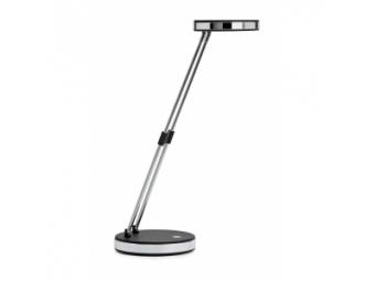 MAUL Led Puck Lampa stolová čierna