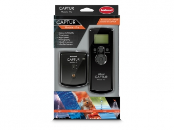 Hähnel CAPTUR Pro Modul - časovač, senzorická spúšť, IR modul