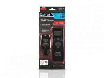 Hähnel CAPTUR Timer Kit Canon - diaľková spúšť s časovým intervalom pre CANON