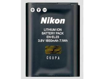 Nikon EN-EL23 batéria pre P600/P610/P900