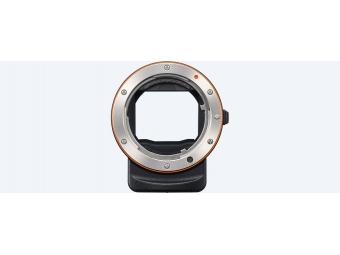 SONY LA-EA3 Adaptér objektívu s bajonetom A pre použitie s plnoformátovými fotoaparátmi s bajonetom E