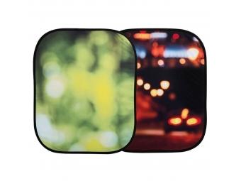 Lastolite Out of Focus 1.2 x 1.5m Summer Foliage/City Lights (LB5730)