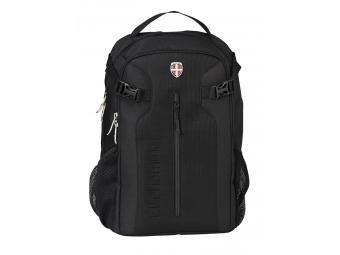 Hama 80031300 Ellehammer ruksak na notebook pre 15,6 Bergen, čierny