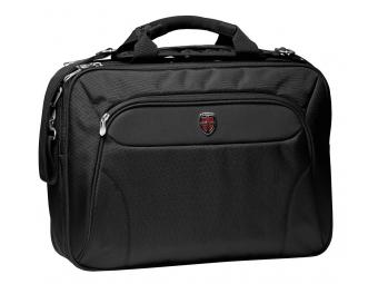 Hama 80031800 Ellehammer Copenhagen Deluxe, notebooková taška, čierna, 15,6
