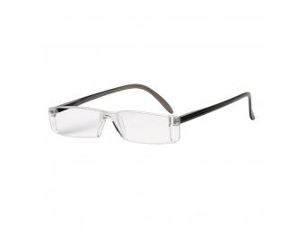 Hama 96253 Filtral okuliare na čítanie, plastové, šedé, +3,0 dpt