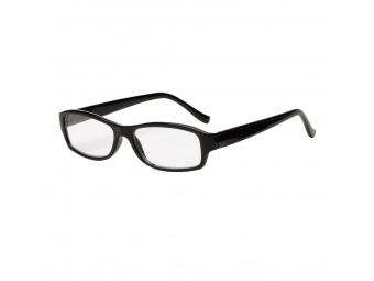 Hama 96260 Filtral okuliare na čítanie, plastové, čierne, +2,5 dpt