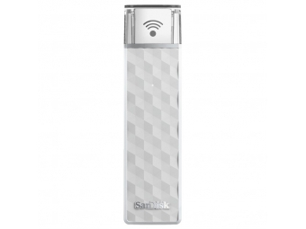 SanDisk connect Wireless Stick 200 GB USB biely