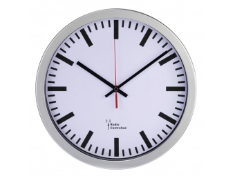 Hama 136244 Station nástenné hodiny, riadené rádiovým signálom