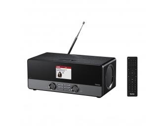 Hama 54819 digitálne rádio DIR3100 DAB+/internetové rádio/FM, čierne