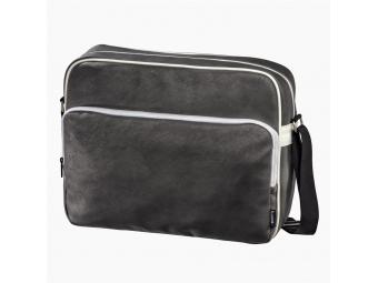 Hama 101242 taška na notebook Quarterbag, 40 cm (15,6), čierna/biela