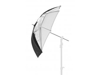Lastolite Umbrella Dual 72cm Black/Silver/White (LU3223F)
