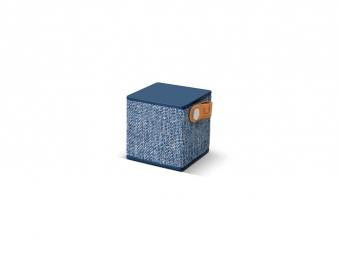 FRESH ´N REBEL Rockbox Cube Fabriq Edition Bluetooth reproduktor, indigovomodrý