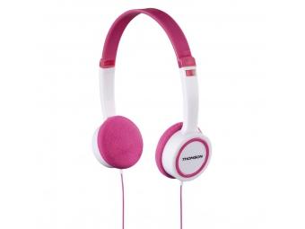Slúchadlá Thomson HED1105, detské, ružové
