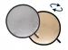 Lastolite Collapsible Reflector 75cm Sunfire/Silver (LR3036)
