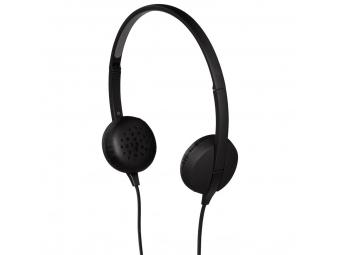 Hama 135662 on-ear slúchadlá Vario, regulácia, predlžovací kábel