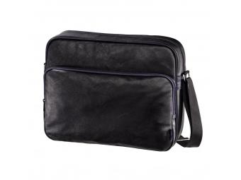 Hama 101243 taška na notebook Quarterbag, 40 cm (15,6), čierna/modrá