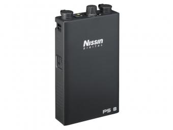 Nissin power pack PS8 pre Nikon