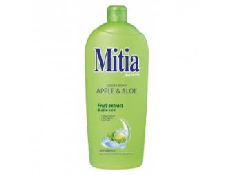 Mitia Náplň do tekutého mydla Jablko-Aloe 1l