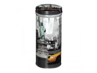 Obrázok Xavax 111203 New York kovová dóza, 6 ks v balení (cena uvedená za kus)