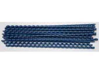 Plast.hrebeň 6mm/11-20l modrý (bal=100ks)