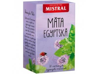 Mistral Čaj bylinný Egyptská mäta 30g