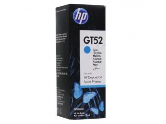 HP GT52 Atramentová náplň Cyan (M0H54AE)