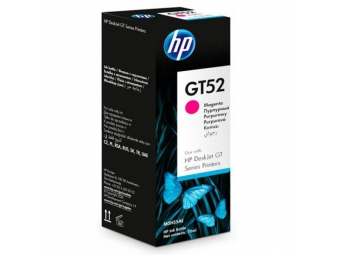 HP GT52 Atramentová náplň Magenta (M0H55AE)